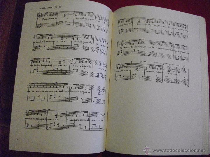 Libros de segunda mano: MUSICA CON PARTITURAS - CALELLA DE PALAFRUGELL I LES HABANERES - EDICIO FASCIMIL 1991 - Foto 4 - 51075517