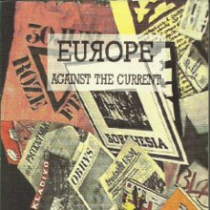 Libros de segunda mano: EUROPE AGAINST THE CURRENT (A GUIDE TO ALTERNATIVE INDEPENDENT AND RADICAL INFORMATION CARRIERS). Lote 52279037