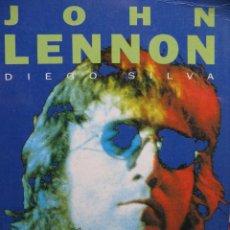 Libros de segunda mano: JOHN LENNON. DIEGO SILVA. VIDEO ROCK SALVAT. 1990.. Lote 52414418