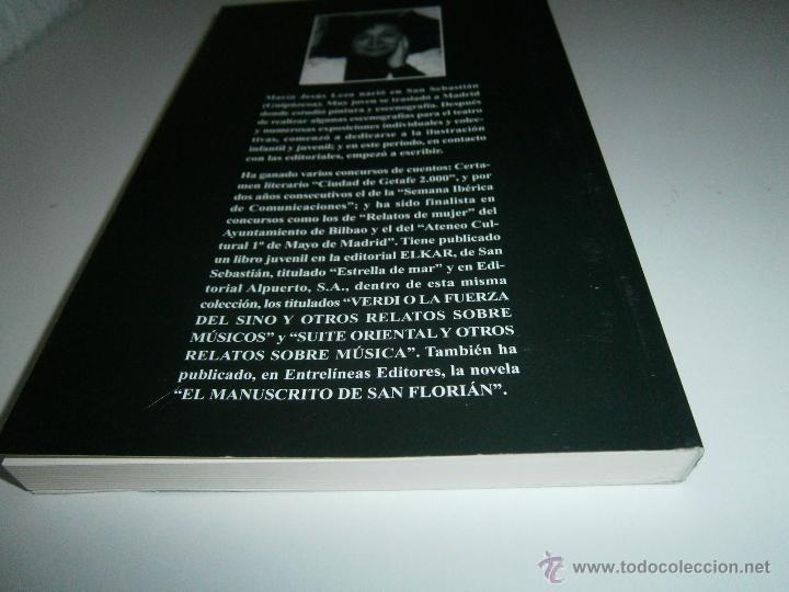 Libros de segunda mano: TRES GENIOS ANTE EL PIANO Chopin Liszt Ravel Maria Jesus Leza Alpuerto 2011 - Foto 5 - 53721588