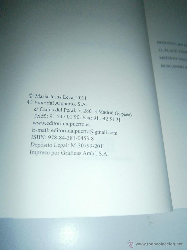 Libros de segunda mano: TRES GENIOS ANTE EL PIANO Chopin Liszt Ravel Maria Jesus Leza Alpuerto 2011 - Foto 8 - 53721588