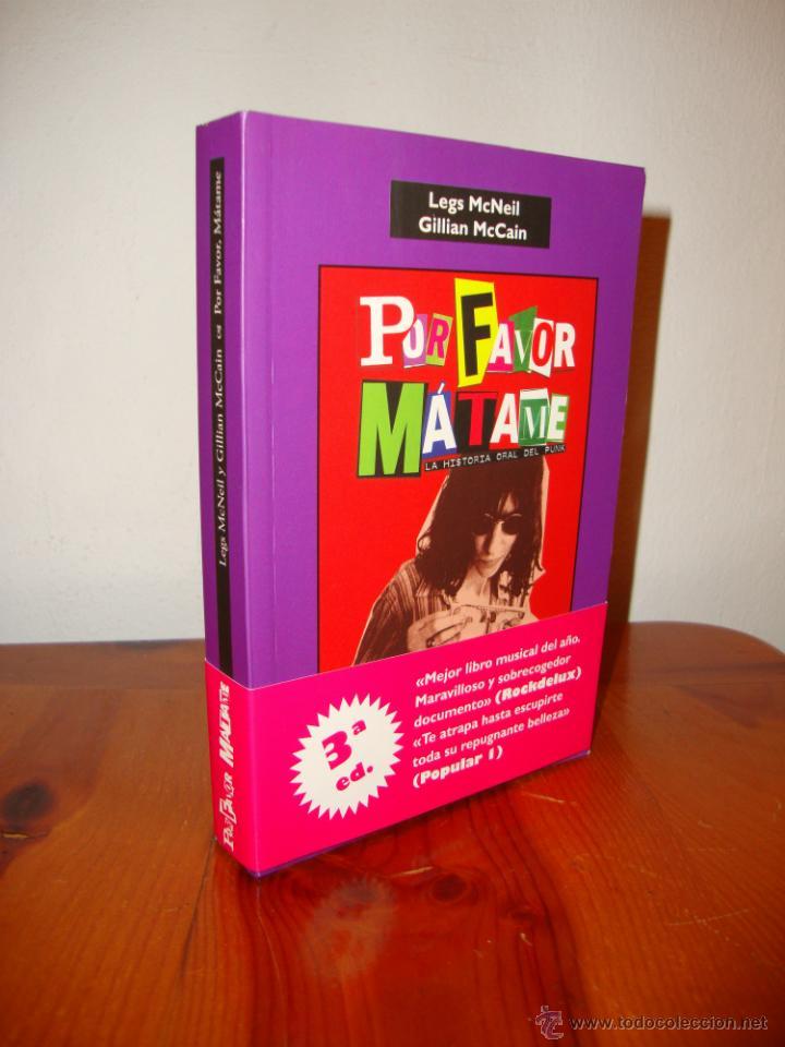 por favor mátame. la historia oral del punk - l - Comprar Libros de ...
