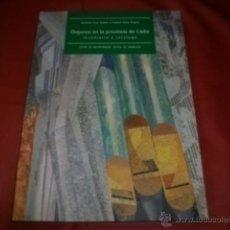 Libros de segunda mano: (INVENTARIO) DE ÓRGANOS (MUSICALES) EN LA PROVINCIA DE CÁDIZ. Lote 52887632