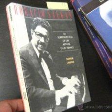 Libros de segunda mano - HORACIO SALGAN, SONIA URSINI, LA SUPERVIVENCIA UN ARTISTA EN EL TIEMPO TANGO NUEVO REF MUSICA BS2 - 53036457