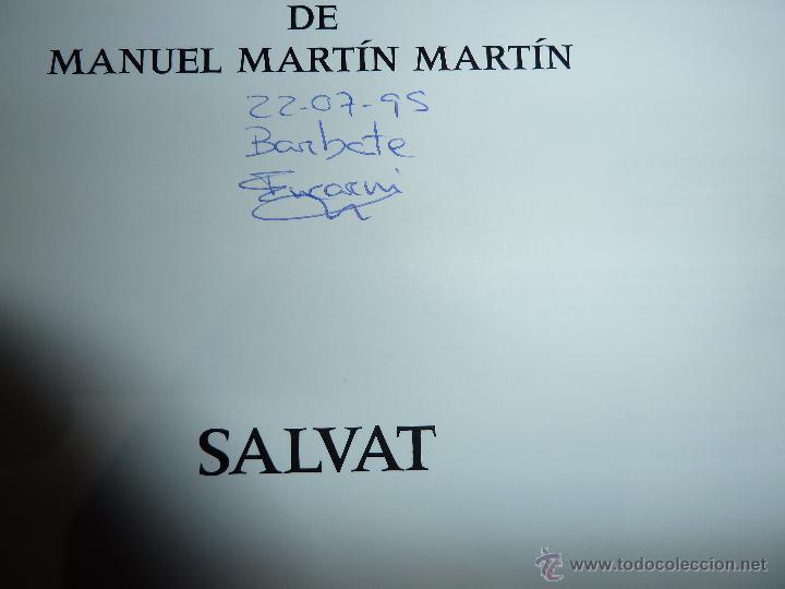 Libros de segunda mano: FLAMENCOS DE MIGUEL ALCALA EDITORIAL SALVAT FLAMENCO - Foto 4 - 53210766