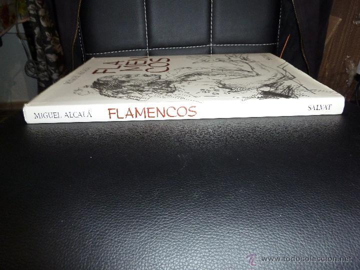 Libros de segunda mano: FLAMENCOS DE MIGUEL ALCALA EDITORIAL SALVAT FLAMENCO - Foto 8 - 53210766