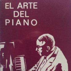 Libros de segunda mano - EL ARTE DEL PIANO. Heinrich Neuhaus. Real Musical Editores 1985 - 53472655