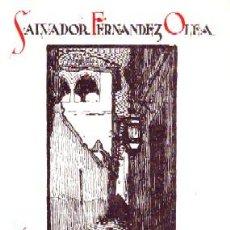 Libros de segunda mano: SUSPIROS DE ANDALUCIA. HOMENAJE AL FANDANGO. FERNANDEZ OLEA, SALVADOR. FL-215. Lote 140475108