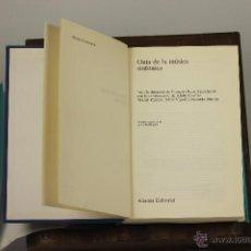 Libros de segunda mano: 7161 - GUÍA DE LA MÚSICA SINFÓNICA. VV. AA.(VER DESCRIP). EDI. ALIANZA. 1986.. Lote 53450279