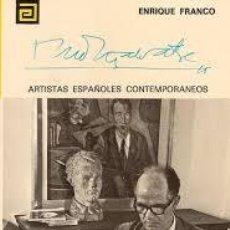 Libros de segunda mano - montsalvatge,enrique franco, ARTISTAS ESPAÑOLES CONTEMPORÁNEOS. - 54995352