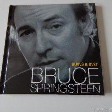 Libros de segunda mano: BRUCE SPRINGSTEEN. DEVILS & DUST. Lote 143627930