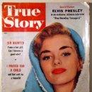 Libros de segunda mano: TRUE STORY DECEMBER 1956. SPECIAL FEATURE ELVIS PRESLEY IN AN EXCLUSIVE, INTIMATE, INTERVIEW *STOP H. Lote 29397511