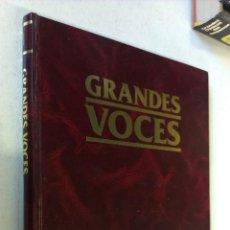 Gebrauchte Bücher - GRANDES VOCES VOLUMEN 1 / CABALLÉ, CARRERAS, DOMINGO, KRAUS, PAVAROTTI,... / EDICIONES ALTAYA 1996 - 55318102