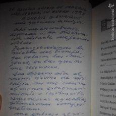 Libros de segunda mano: LIBRO DE ARTE - TOMITO COMPENDIO UNO PINTURA, ÓPERA MARÍA CALLAS, ANTONIO LOPEZ FIRMA AUTOR DEDICADO. Lote 55388525