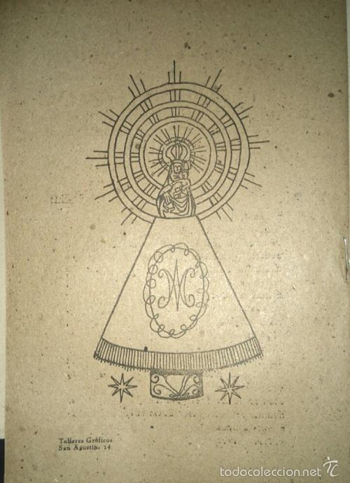 Libros de segunda mano: CANTORAL PARA LA PEREGRINACION AL PILAR DE ZARAGOZA 1940 - Foto 3 - 56524518