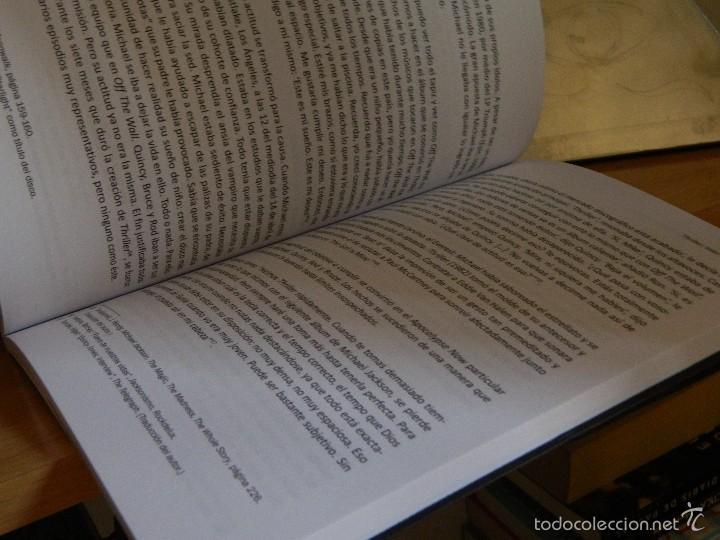 Libros de segunda mano: Michael Jackson: sueños de escapismo - Marcos Gendre - 2015 - Foto 4 - 57947921