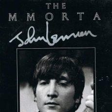 Libros de segunda mano: THE IMMORTAL JOHN LENNON 1940 - 1980 MICHAEL HEATLEY . Lote 57970978