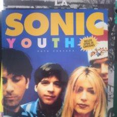 Libros de segunda mano: SONIC YOUTH -- INCLUYE LETRAS DE CANCIONES -REFM1E3. Lote 58065528