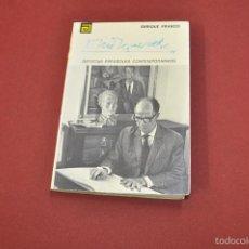 Libros de segunda mano - artistas españoles contemporaneos - enrique franco - - 58132092