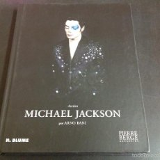 Libros de segunda mano: GIGANTESCO OFERTA ESTRELLA GRAN FORMATO MICHAEL JACKSON POR ARNO BANI- BLUME EDITORIAL. Lote 149387800