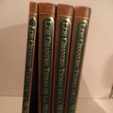 Libros de segunda mano: ENCICLOPEDIA SALVAT DE LOS GRANDES TEMAS DE LA MÚSICA. ,1983. Lote 64171603