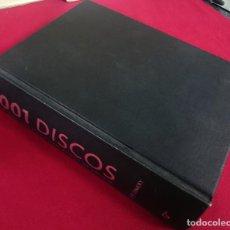 Libros de segunda mano: 1001 DISCOS. Lote 65014955