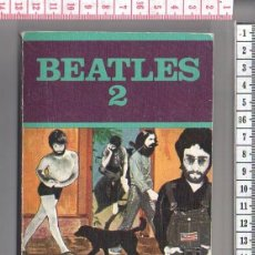 Libros de segunda mano: 23.292 LIBRO, BEATLES 2, ANTONIO CILLERO, EDICIONES JUCAR, COLECCION LOS JUGLARES, AÑO 1981. Lote 66150718