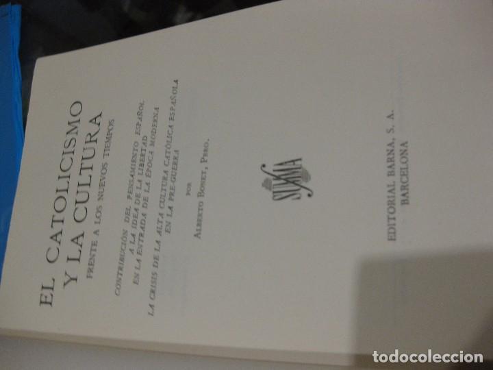 Libros de segunda mano: cantoral liturgico . miguel altisent 1950 canticos liturgicos melodia gregoriana . - Foto 2 - 68082237