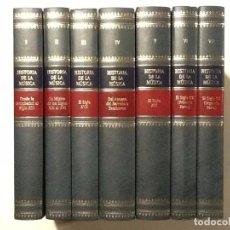 Libros de segunda mano: HISTORIA DE LA MUSICA 7 VOL. (COMPLETA). 1991 ANDRES RUIZ TARAZONA. SOCIEDAD ITALIANA MUSICOLOGIA. Lote 68149949