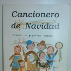 Libros de segunda mano: LM1 CANCIONERO DE NAVIDAD - VILLANCICOS POPULARES ESPAÑOLES - TICO MÚSICA S.A.. Lote 72054787