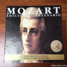 Libros de segunda mano: FASCICULO 1 MOZART EDICION BICENTENARIO . Lote 74682567