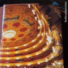 Libros de segunda mano: EL GRAN LLIBRE DEL LICEU - ROGER ALIER - CARROGIO - OPERA TEATRO - CABALLÉ. Lote 75905355