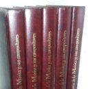 Libros de segunda mano: HISTORIA DE LA MUSICA Y SUS COMPOSITORES - 5 TOMOS - ARM05. Lote 147580848