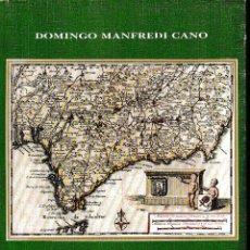 Libros de segunda mano: GEOGRAFÍA DEL CANTE JONDO (D. MANFREDI 1988) SIN USAR. Lote 277540278