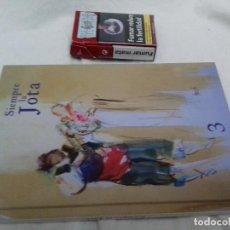 Libros de segunda mano: SIEMPRE LA JOTA-3-LA FIESTA DE LA JOTA DE 1911-HERALDO DE ARAGON-SIN DVD. Lote 82990588