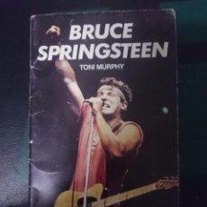 Libros de segunda mano: BRUCE SPRINGSTEEN -- TONI MURPHY -REFSAMUMEESES4. Lote 85463200
