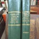 Libros de segunda mano: L'OBRA DE RICHARD WAGNER A BARCELONA. ALFONSINA JANÉS. C. 1977. PÀG. MECANOSCRITES.. Lote 85652560