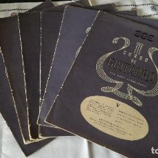 Libros de segunda mano: 58-CURSO DE GUITARRA, POR CIFRA ACOMPASADA, 1958. Lote 85831236