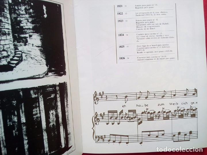 Libros de segunda mano: LIBRETO FIDELIO TEATRO DE LA ZARZUELA 1984 800 GRS 28 CMS - Foto 2 - 86261996