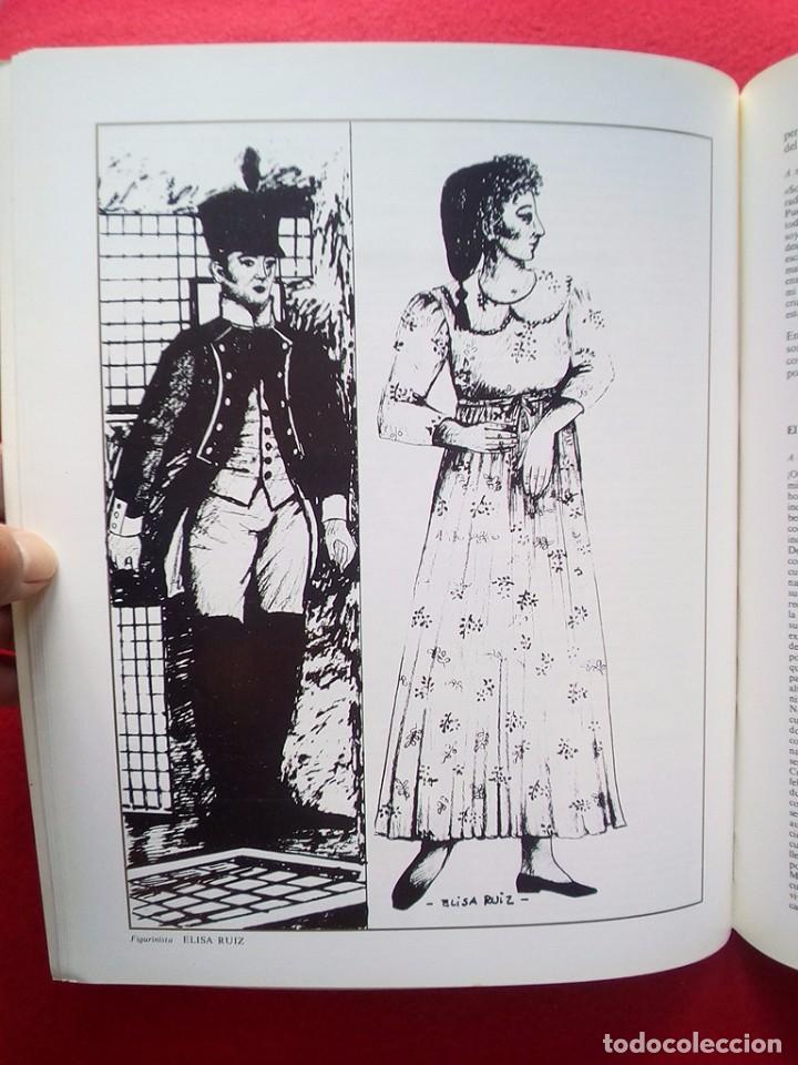 Libros de segunda mano: LIBRETO FIDELIO TEATRO DE LA ZARZUELA 1984 800 GRS 28 CMS - Foto 3 - 86261996