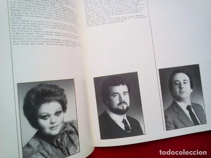 Libros de segunda mano: LIBRETO I DUE FOSCARI TEATRO DE LA ZARZUELA 1984 800 GRS 28 CMS - Foto 2 - 86262564