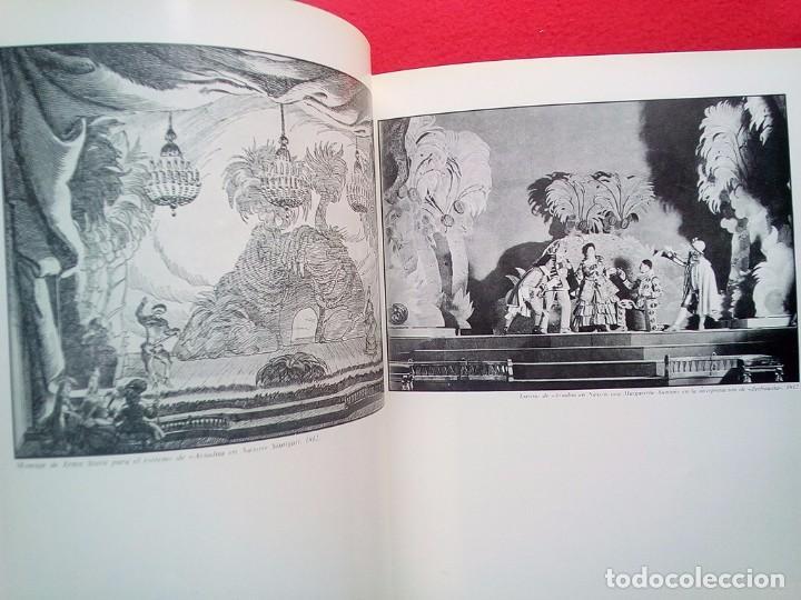 Libros de segunda mano: LIBRETO OPERA ESTATAL DE DRESDE TEATRO DE LA ZARZUELA 1984 800 GRS 28 CMS - Foto 3 - 86265568