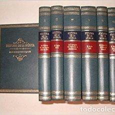 Libros de segunda mano: HISTORIA DE LA MÚSICA - SOCIEDAD ITALIANA MUSICOLOGIA. Lote 86815740