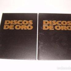 Libros de segunda mano: DISCOS DE ORO 1 Y 2. DOS TOMOS. RM80935. . Lote 87054452