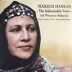 Libros de segunda mano: MARIEM HASSAN (LIBRO-CD-DVD). Lote 87133192