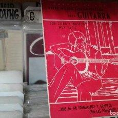 Libros de segunda mano - NUEVO METODO TEORICO-PRACTICO PARA GUITARRA - GASPAR DE LUZ - POR CIFRA Y MUSICA MUY FACIL - 89942532
