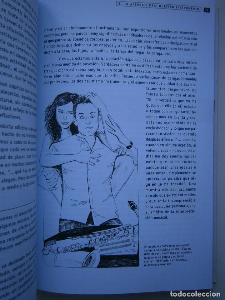 Libros de segunda mano: COMO SER FELIZ SI ERES MUSICO O TIENES UNO CERCA Guillermo Dalia Cirujeda Mundimusica 2008 - Foto 13 - 91080050