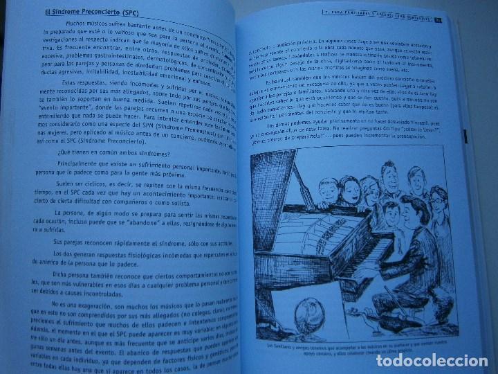Libros de segunda mano: COMO SER FELIZ SI ERES MUSICO O TIENES UNO CERCA Guillermo Dalia Cirujeda Mundimusica 2008 - Foto 14 - 91080050