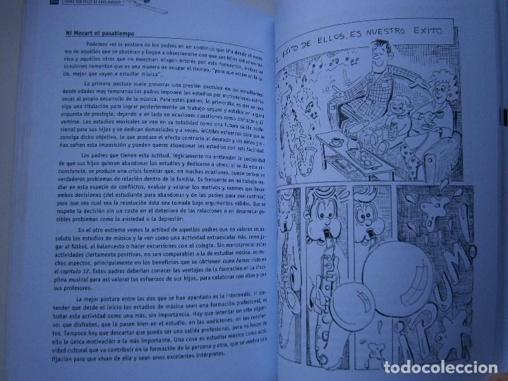 Libros de segunda mano: COMO SER FELIZ SI ERES MUSICO O TIENES UNO CERCA Guillermo Dalia Cirujeda Mundimusica 2008 - Foto 15 - 91080050