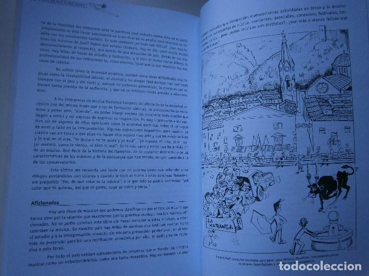 Libros de segunda mano: COMO SER FELIZ SI ERES MUSICO O TIENES UNO CERCA Guillermo Dalia Cirujeda Mundimusica 2008 - Foto 16 - 91080050